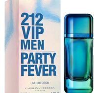 CAROLINA HERRERA 212 VIP MEN PARTY FEVER