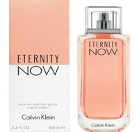 CALVIN KLEIN ETERNITY NOW FOR WOMEN