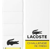 LACOSTE CHALLENGE RE/FRESH MEN