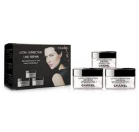 НАБОР КРЕМОВ CHANEL ULTRA CORREСTION LINE REPAIR 3 IN 1