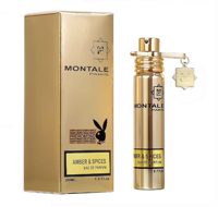 Montale Paris AMBER AND SPICES (с феромонами) 20 ml