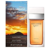 DOLCE GABBANA (D&G) LIGHT BLUE SUNSET IN SALINA