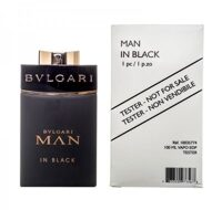 ТЕСТЕР Bvlgari man in black 100ml