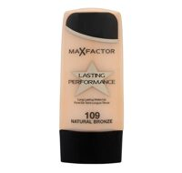"ТОНАЛЬНЫЙ КРЕМ ДЛЯ ЛИЦА MAX FACTOR ""LASTING  PERFORMANCE"" 35 ml 109, NATURAL BRONZE"