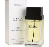 Тестер Carolina Herrera Chic For Men .100ml