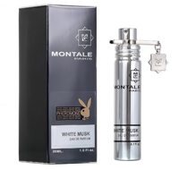 Montale Paris WHITE MUSK (с феромонами) 20 ml