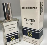 PACO RABANNE PURE XS, 60 мл