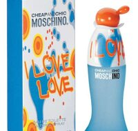 MOSCHINO CHEAP AND CHIC I LOVE LOVE