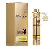Montale Paris PURE GOLD (с феромонами) 20 ml